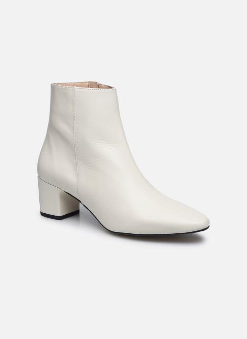 Boots en enkellaarsjes Georgia Rose Sixtine Wit detail