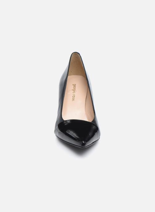 Zapatos de tacón Georgia Rose Sary Negro vista del modelo