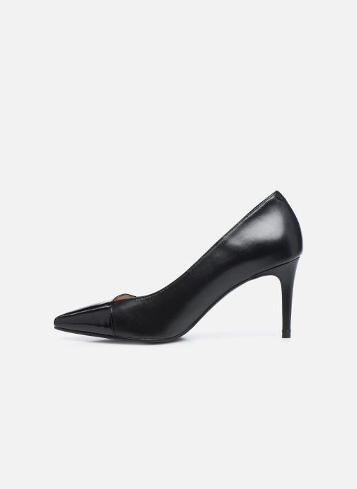 Zapatos de tacón Georgia Rose Sary Negro vista de frente
