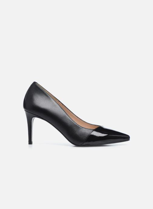 Zapatos de tacón Georgia Rose Sary Negro vistra trasera
