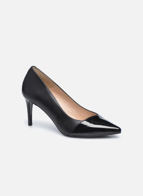 Zapatos de tacón Georgia Rose Sary Negro vista de detalle / par