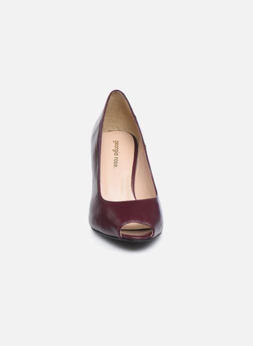 Zapatos de tacón Georgia Rose Sia Vino vista del modelo