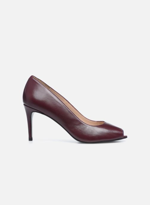 Zapatos de tacón Georgia Rose Sia Vino vistra trasera