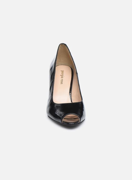 Zapatos de tacón Georgia Rose Sia Negro vista del modelo