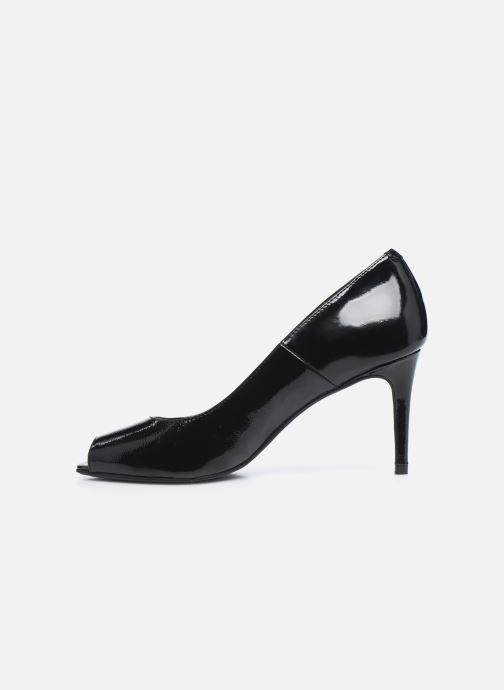 Zapatos de tacón Georgia Rose Sia Negro vista de frente
