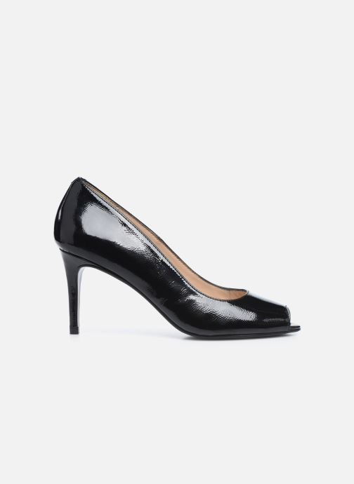 Zapatos de tacón Georgia Rose Sia Negro vistra trasera