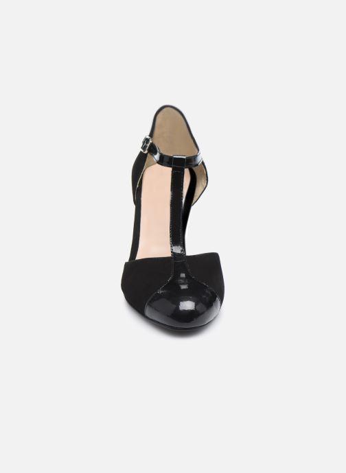 Zapatos de tacón Georgia Rose Sao Negro vista del modelo
