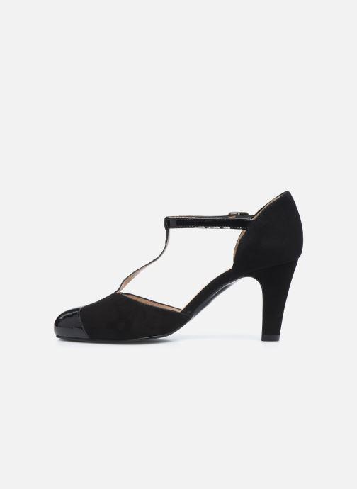Zapatos de tacón Georgia Rose Sao Negro vista de frente