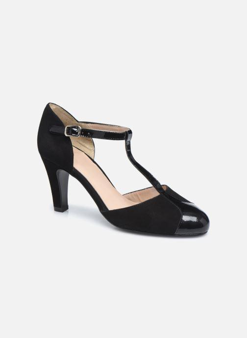 Zapatos de tacón Georgia Rose Sao Negro vista de detalle / par