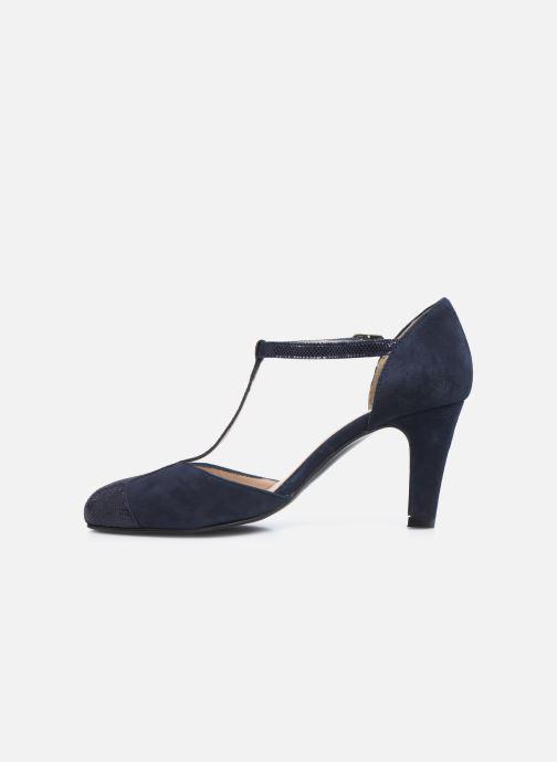 Zapatos de tacón Georgia Rose Sao Azul vista de frente