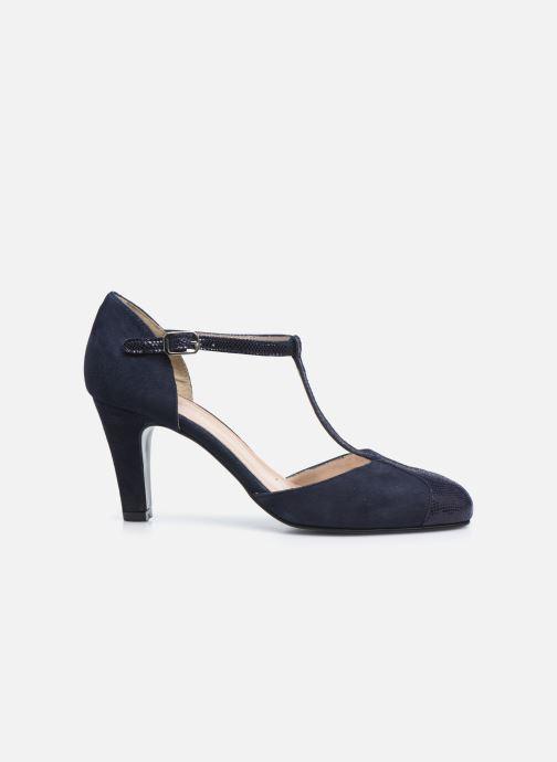 Zapatos de tacón Georgia Rose Sao Azul vistra trasera