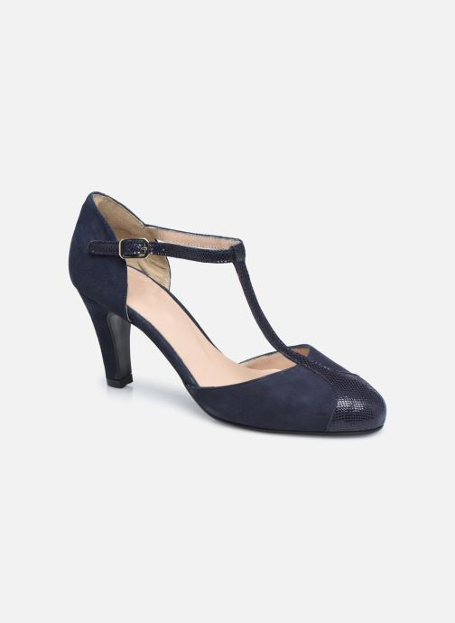 Zapatos de tacón Georgia Rose Sao Azul vista de detalle / par