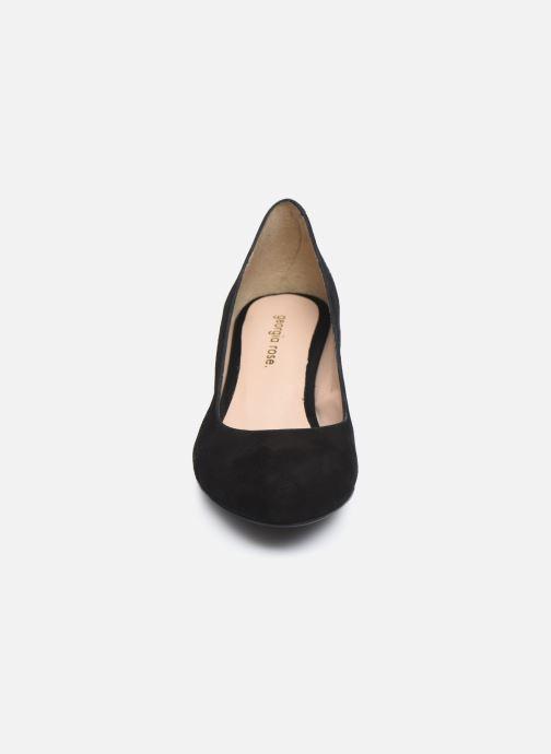 Zapatos de tacón Georgia Rose Safia Negro vista del modelo