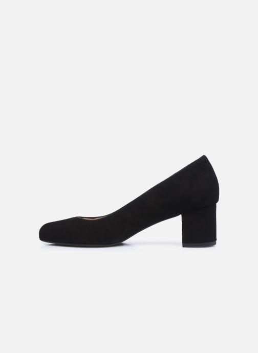 Zapatos de tacón Georgia Rose Safia Negro vista de frente
