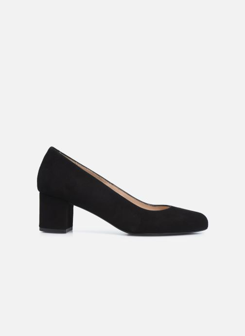 Zapatos de tacón Georgia Rose Safia Negro vistra trasera