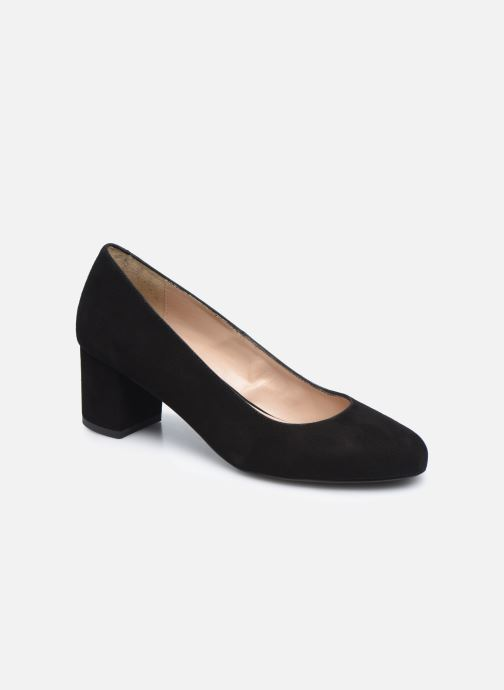 Zapatos de tacón Georgia Rose Safia Negro vista de detalle / par