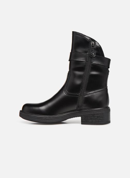 Bottines et boots Chattawak BUFFALA Noir vue face