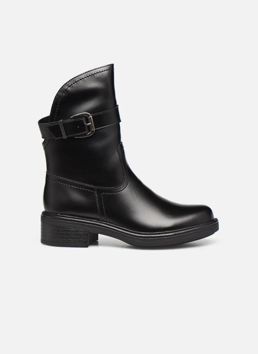 Bottines et boots Chattawak BUFFALA Noir vue derrière