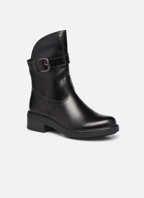 Bottines et boots Chattawak BUFFALA Noir vue détail/paire