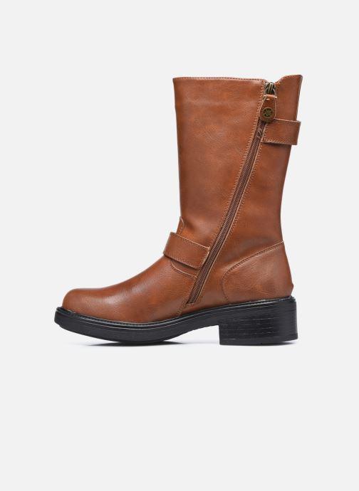 Bottines et boots Chattawak CAROLINA Marron vue face