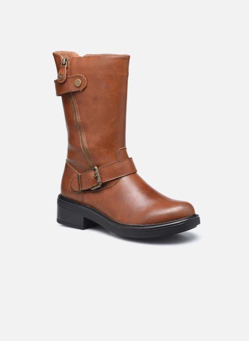 Bottines et boots Chattawak CAROLINA Marron vue détail/paire
