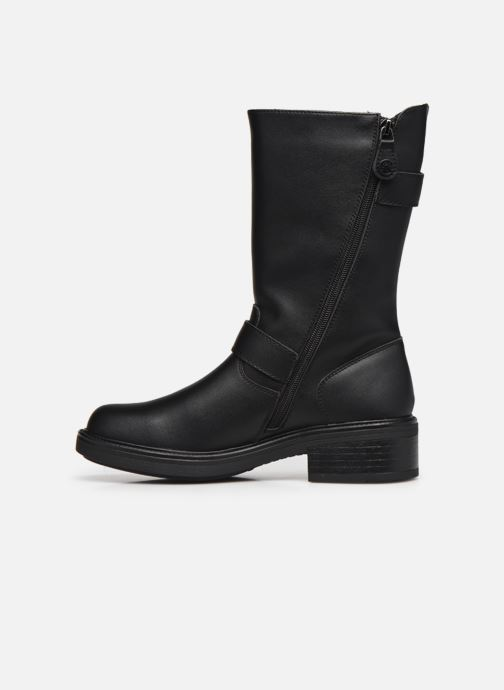 Bottines et boots Chattawak CAROLINA Noir vue face
