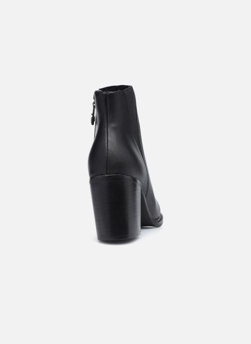 Boots en enkellaarsjes Chattawak MORENO Zwart rechts