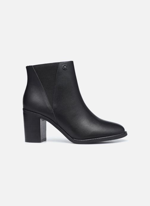 Boots en enkellaarsjes Chattawak MORENO Zwart achterkant