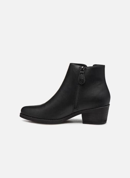 Bottines et boots Chattawak RIVERSIDE Noir vue face