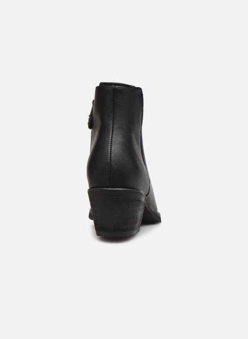Bottines et boots Chattawak RIVERSIDE Noir vue droite