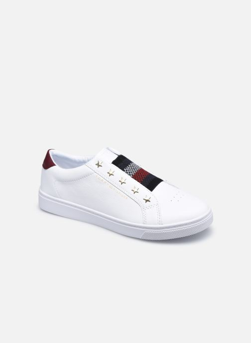 TOMMY HILFIGER ELASTIC SLIP ON