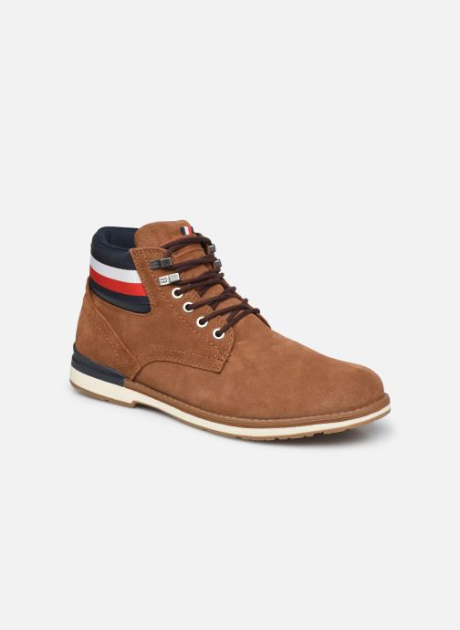 Bottines et boots Homme OUTDOOR SUEDE HILFIGER BOOT
