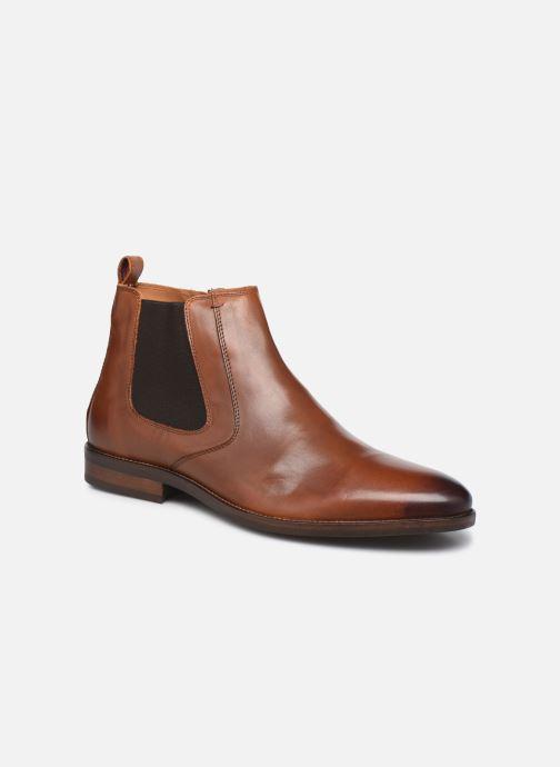 Stiefeletten & Boots Tommy Hilfiger ESSENTIAL LEATHER CHELSEA braun detaillierte ansicht/modell