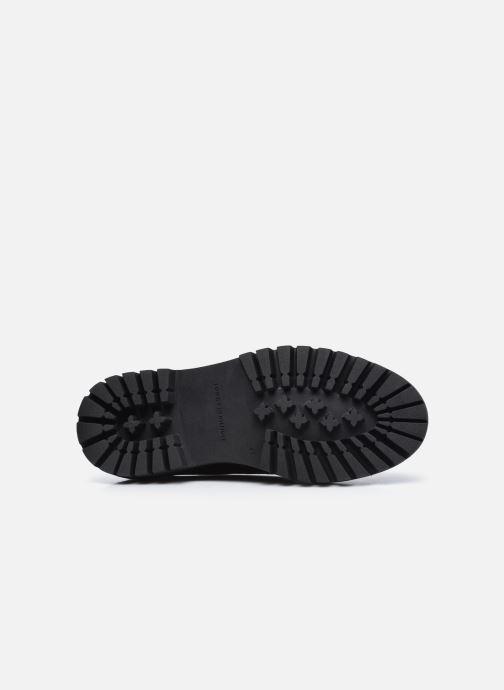 Zapatos con cordones Tommy Hilfiger CASUAL CHUNKY DRESS SHOE Negro vista de arriba