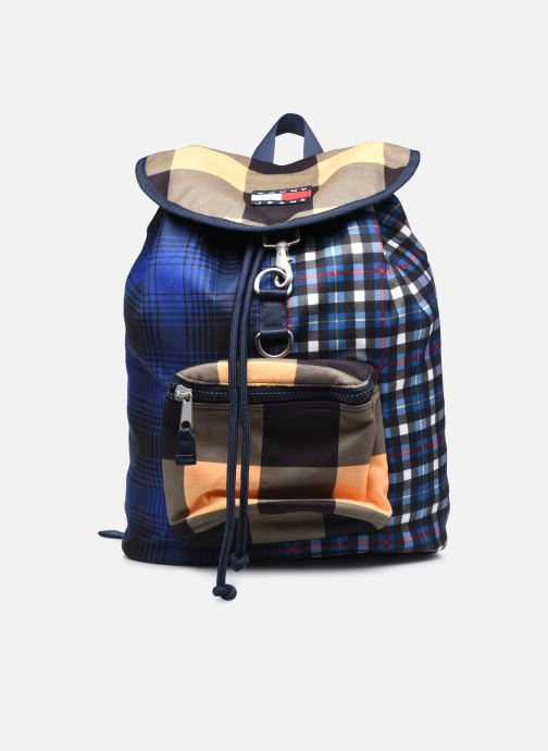 TJM HERITAGE BACKPACK CHECK 100% RECYCLED