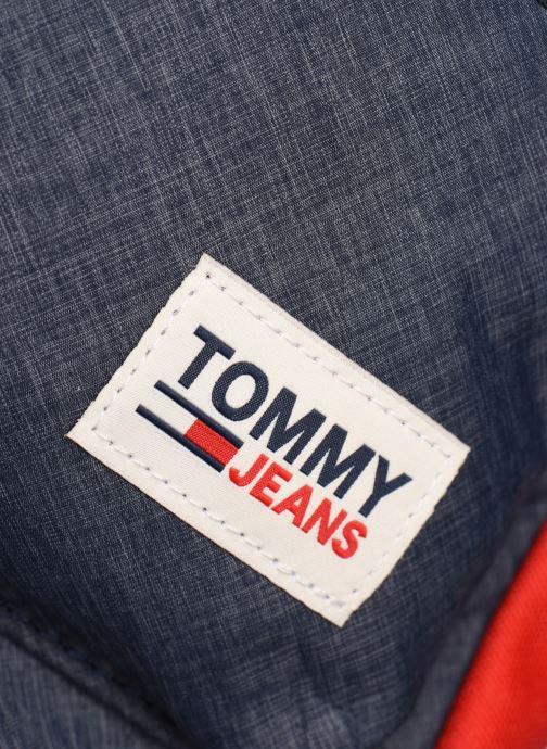 Mochilas Tommy Hilfiger TJM COLLEGE TECH BACKPACK CHAM Azul vista lateral izquierda