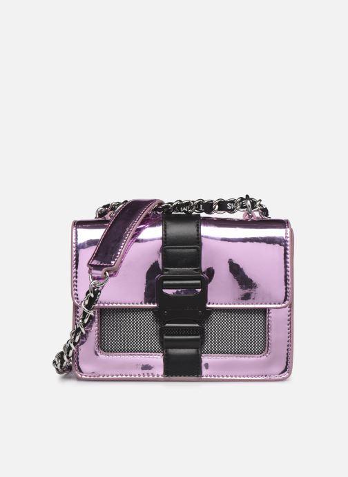 Handtaschen Tommy Hilfiger TJW ITEM CROSSOVER METALLIC rosa detaillierte ansicht/modell