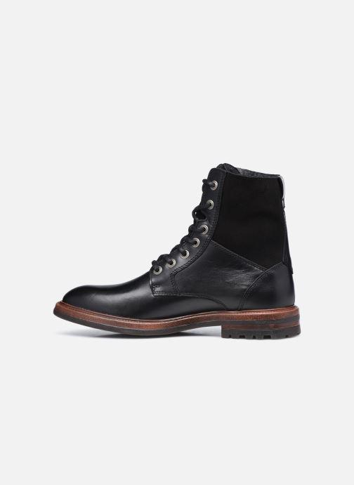 Stiefeletten & Boots Base London CHEROKEE schwarz ansicht von vorne