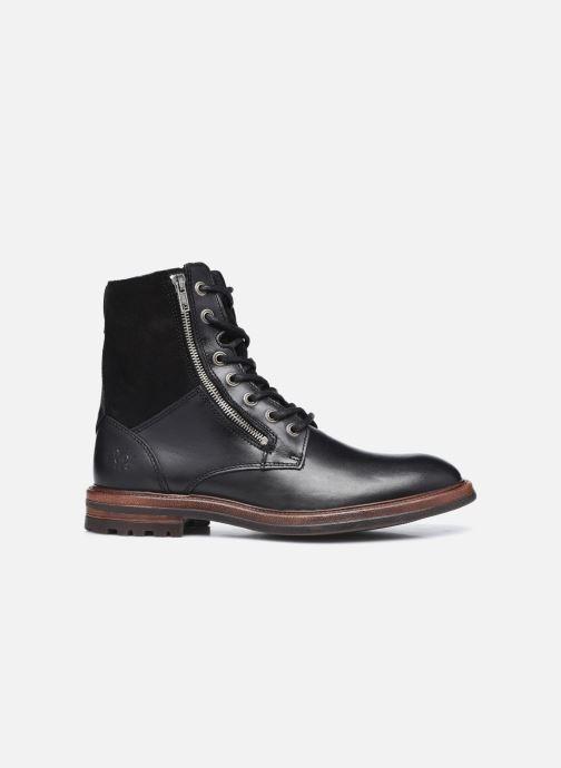 Stiefeletten & Boots Base London CHEROKEE schwarz ansicht von hinten