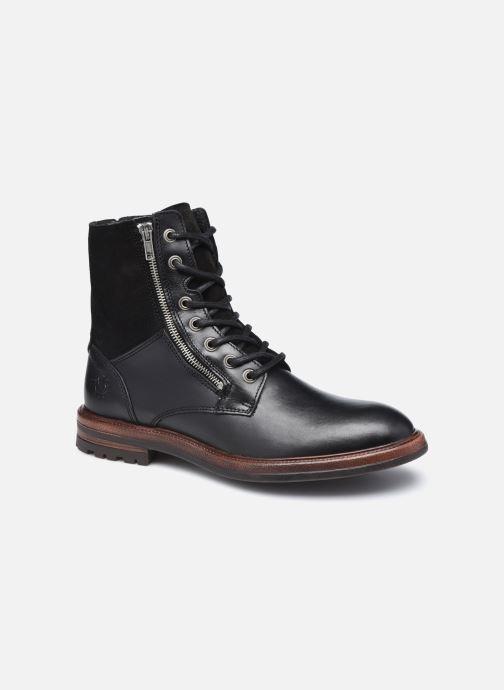 Stiefeletten & Boots Base London CHEROKEE schwarz detaillierte ansicht/modell