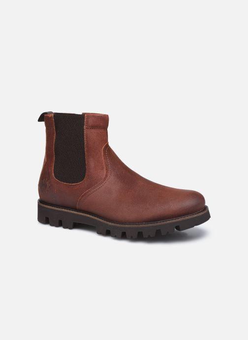 Bottines et boots Base London SPUR Marron vue détail/paire