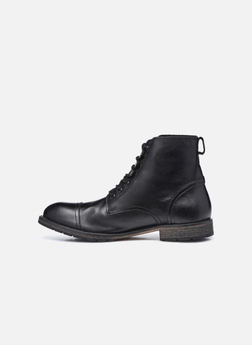 Stiefeletten & Boots Base London TRAVIS schwarz ansicht von vorne