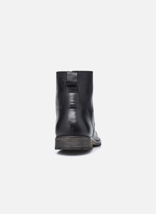 Stiefeletten & Boots Base London TRAVIS schwarz ansicht von rechts