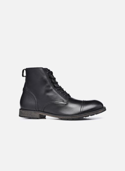 Stiefeletten & Boots Base London TRAVIS schwarz ansicht von hinten
