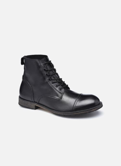 Stiefeletten & Boots Base London TRAVIS schwarz detaillierte ansicht/modell