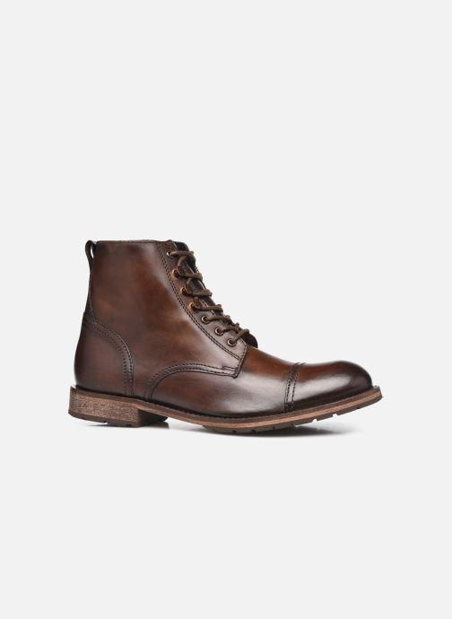 Stiefeletten & Boots Base London TRAVIS braun ansicht von hinten