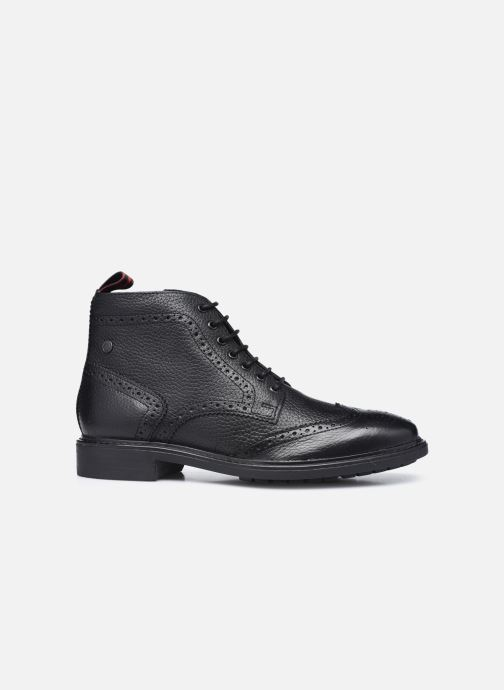 Boots en enkellaarsjes Base London BERKLEY Zwart achterkant