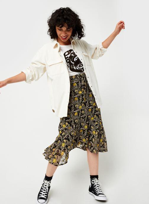 Vêtements Wrangler Chemise Blanc vue bas / vue portée sac