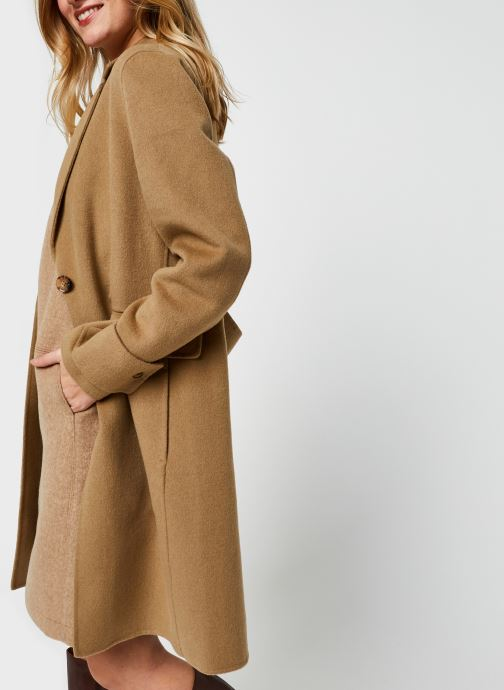 Manteau mi-long - Double Face Crombie Coat