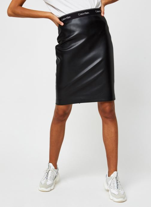 Vêtements Accessoires Mixed Media Pencil Skirt